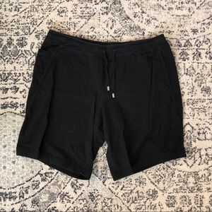 Danskin Now Black Shorts